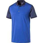 Puma Men's Tailored Rib Golf Polo