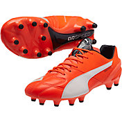 PUMA Men's evoSPEED 1.4 LTH FG Soccer Cleats