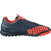 PUMA Men's evoSPEED 4.4 TT Soccer Cleats