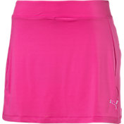 Puma Women's Solid Knit Golf Skirt