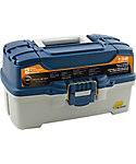 Ready 2 Fish 136-Piece 2-Tray Tackle Box