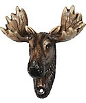 River's Edge Cast Iron Moosehead Bottle Opener