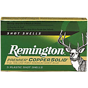 Remington Premier Copper Solid Sabot Slug Shotgun Ammunition