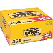Remington UMC Handgun Ammo – 250 Rounds