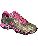 Realtree Outfitters Kids' Mamba Hiking Shoes