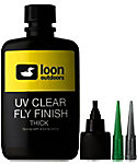Loon Outdoors UV Clear Fly Finish (Thick)
