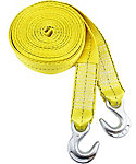REESE 30 Ft.  Reflective Tow Strap with Hooks