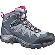 Salomon Women's Authentic Shrew Mid Waterproof Hiking Boots
