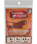 Scientific Anglers Fluorocarbon Leader - 2-Pack