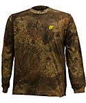 ScentBlocker Men's Cotton Long Sleeve Hunting T-Shirt