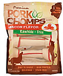 Pork Chomps Bacon Flavored Pork Chomps