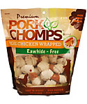 Scott Pet Products Real Chicken Wrapped Pork Chomps