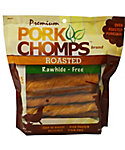 Pork Chomps Premium Roasted Twistz