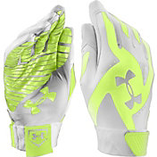 Under Armour Women's Fastpitch Motive Batting Gloves