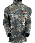 Sitka Men's CORE Heavyweight Zip-T Pullover