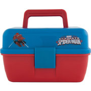 Shakespeare Pullout Spiderman Tackle Box