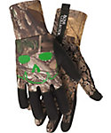 Scent-Lok Men's Bone Collector Outfitter Touch Tech Gloves