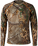 Scent-Lok Men's BaseSlayer Lightweight Long Sleeve Shirt