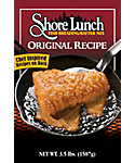 Shore Lunch Original Recipe Fish Breading/Batter Mix - Family Package