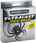 SpiderWire Ultracast Invisi-Braid Fishing Line