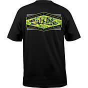 Salt Life Men's CAMO Fix Pocket T-Shirt