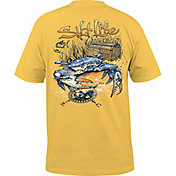 Salt Life Men's Blue Crab T-Shirt