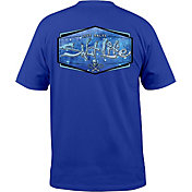 Salt Life Men's Fish Skinz T-Shirt