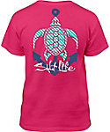 Salt Life Youth Anchor Turtle T-Shirt