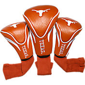 Team Golf Texas Longhorns Contour Headcovers - 3-Pack