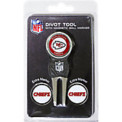 Team Golf Kansas City Chiefs Divot Tool and Marker Set
