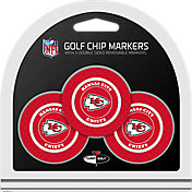 Team Golf Kansas City Chiefs Poker Chips Ball Markers - 3-Pack