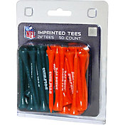 Team Golf Miami Dolphins Golf Tees – 50 Pack