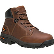 Timberland PRO Men's Helix 6'' TiTAN Alloy Toe Work Boots