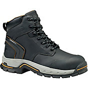 "Timberland Men's Stockdale 6"" Alloy Toe Work Boots"