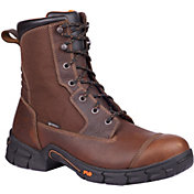 "Timberland PRO Men's Excave 8"" Waterproof Work Boots"