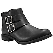Timberland Women's Savin Hill Double Buckle Ankle Casual Boots
