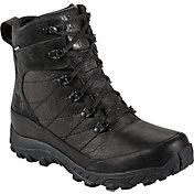 The North Face Men's Chilkat Leather Waterproof Winter Boots