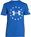 Under Armour Boys' FREEDOM Tactical T-Shirt