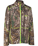 Under Armour Boys' ColdGear Infrared Scent Control Jacket