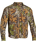 Under Armour Men's Chesapeake Camo Button Down Hunting Shirt