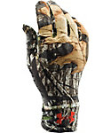 Under Armour Men's Camo HeatGear Gloves
