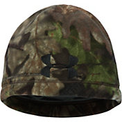 Under Armour Men's Outdoor Fleece Camo Beanie