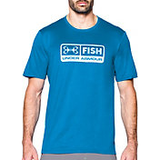 Under Armour Men's Fish Tech T-Shirt