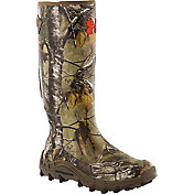 "Under Armour Men's Haw Madillo 16"" Waterproof Rubber Hunting Boots"