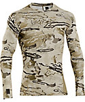 Under Armour Men's Ridge Reaper Base Crew Long Sleeve Shirt