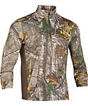 Under Armour Men's Scent Control NuTech Quarter Zip Hunting Pullover