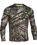 Under Armour Men's UA Tech Scent Control Long Sleeve Shirt