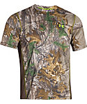 Under Armour Men's Scent Control NuTech Hunting T-Shirt