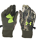Under Armour Men's Scent Control Armour Fleece Gloves