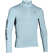 Under Armour Men's Fish Hunter Tech Quarter-Zip Long Sleeve Shirt